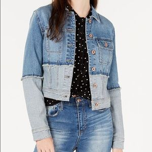 American Rag Cropped Denim Jacket